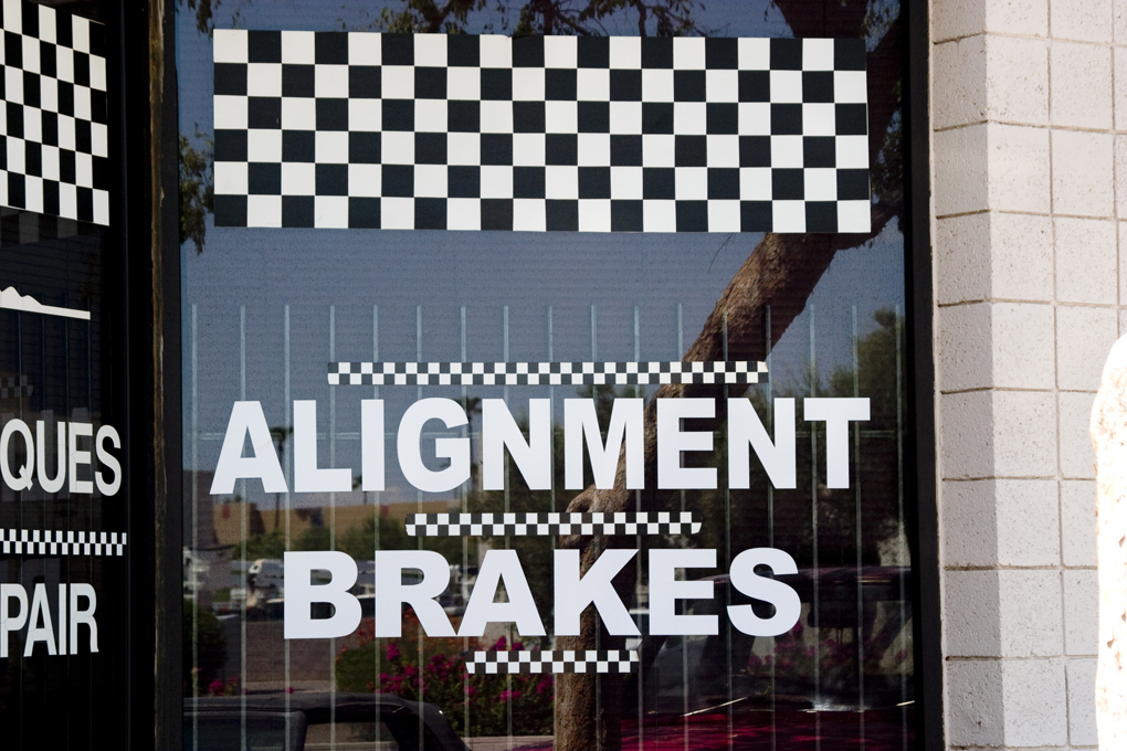 Service Techniques Brakes and Alignment