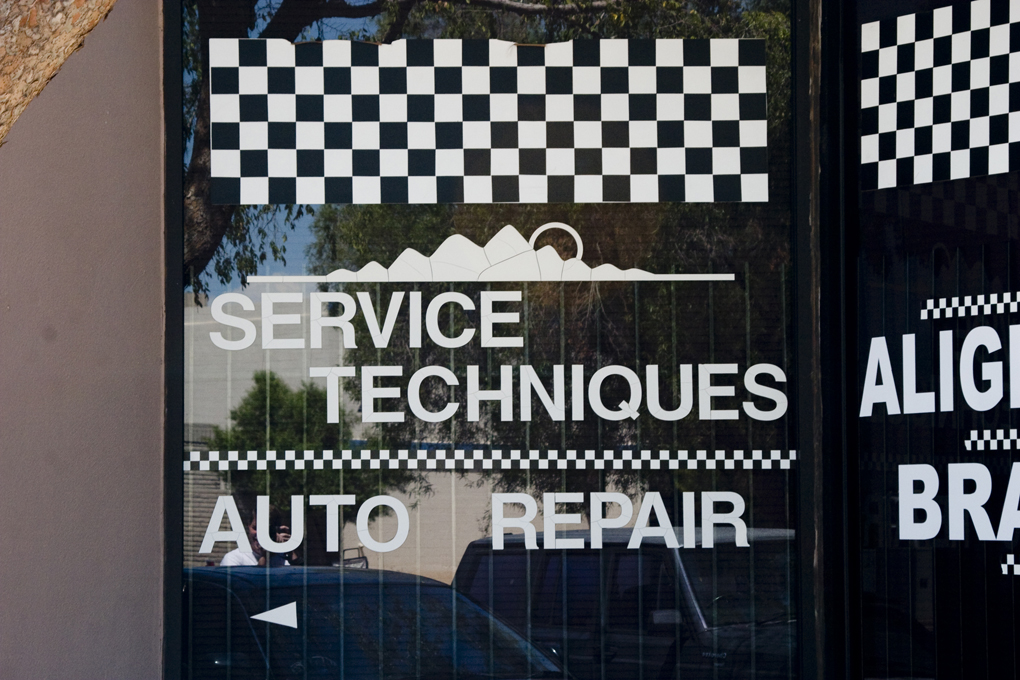 Service Techniques Auto Repair