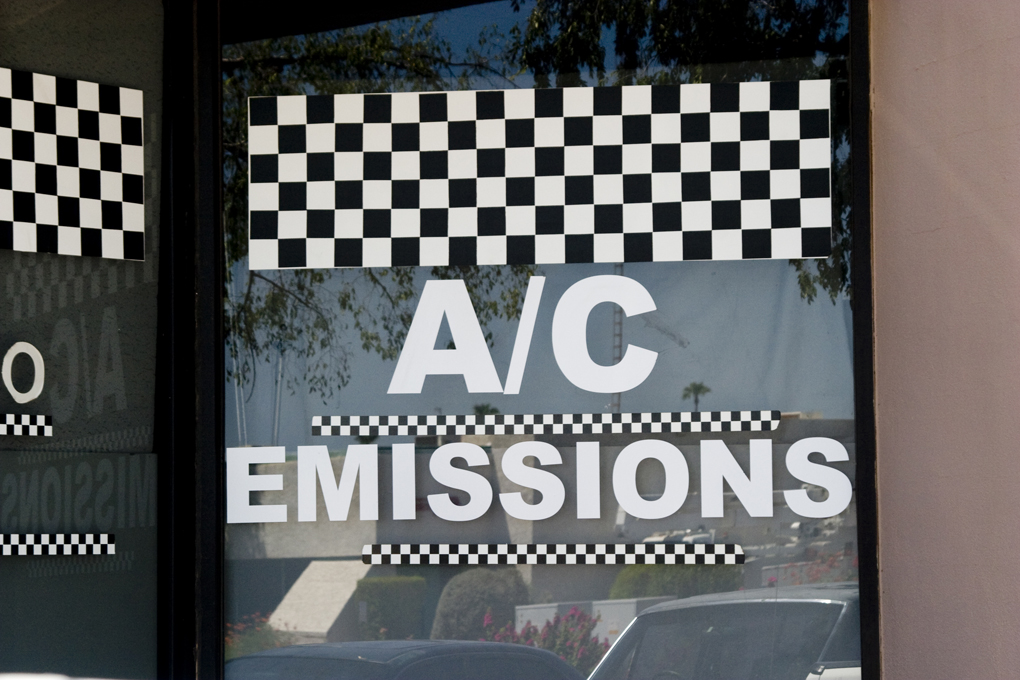 Service Techniques Emissions and AC