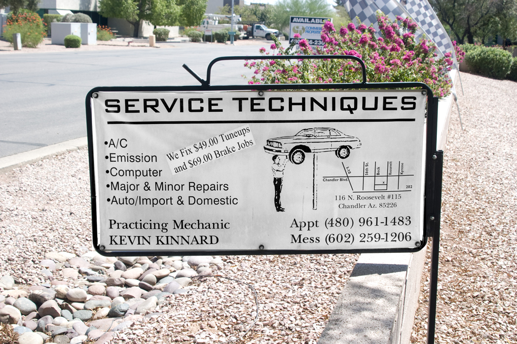 Chandler Auto Repair presented by Service Techniques